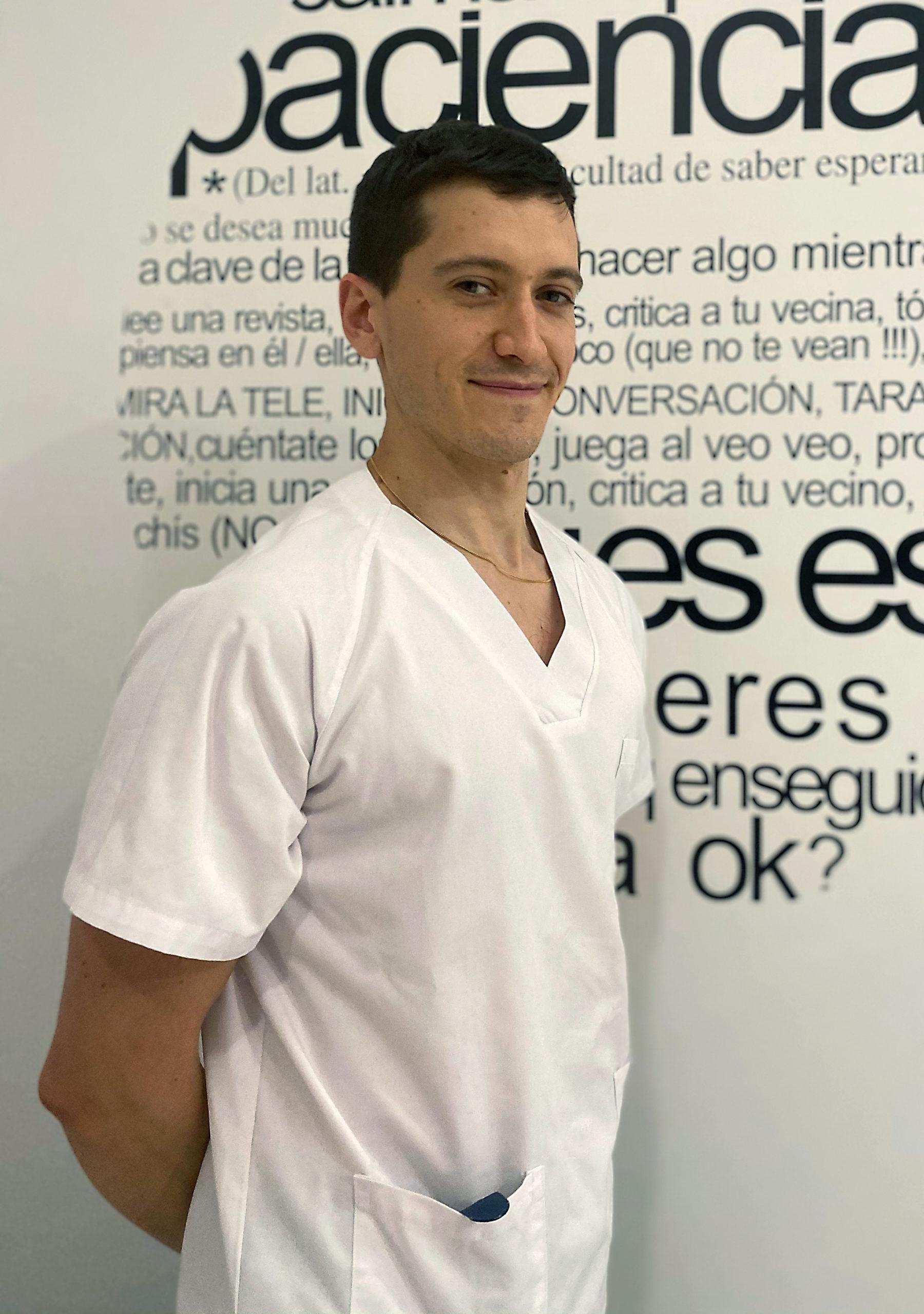 D. David Vázquez García