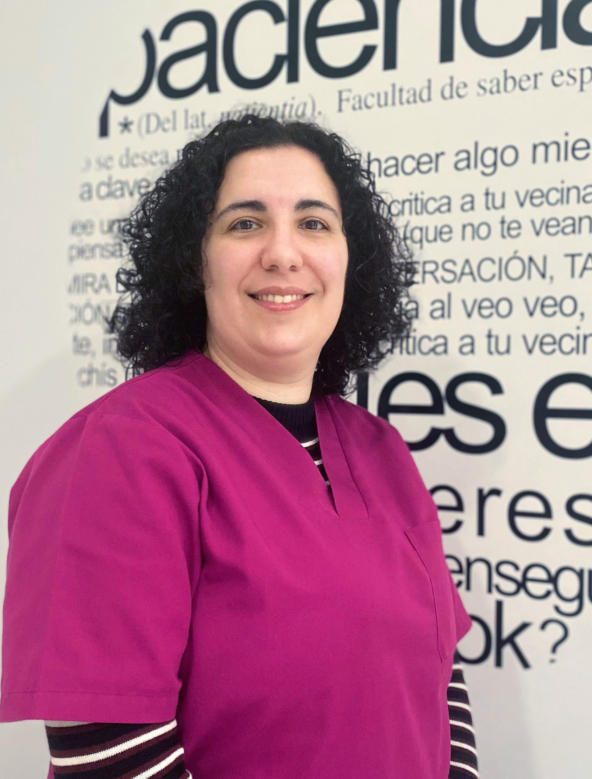 Dña. Mercedes Montero Nuñez