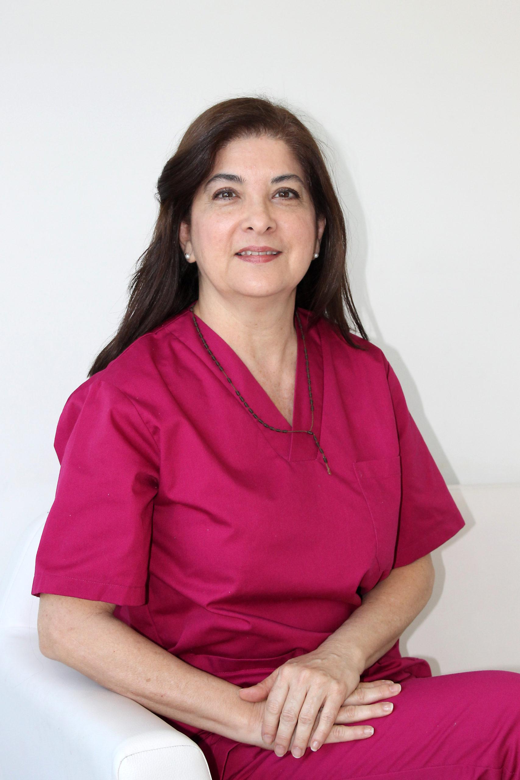 Dra. María Mireya Santos Aguirrezabala